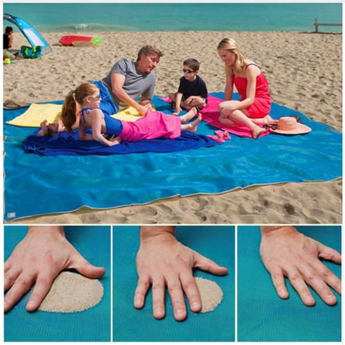 Sand-Free Mat